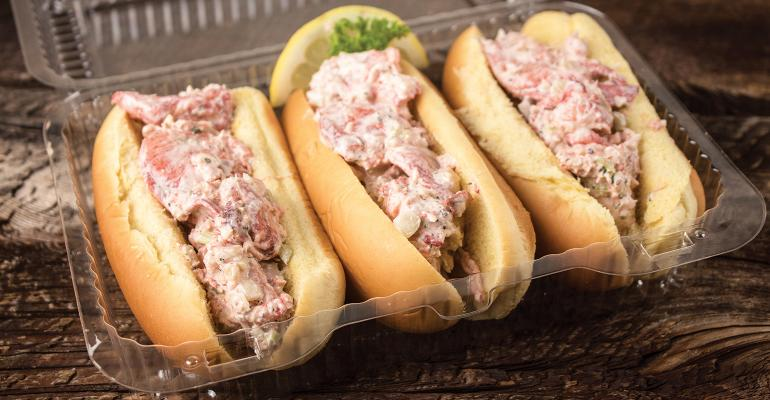 Customers buy more than 1000 lobster rolls every day across the retailerrsquos five stores
