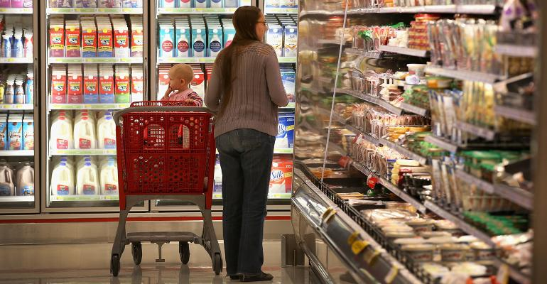 CEO Brian Cornell says Target is quotplaying for the long termquot in food Photo by Getty Images