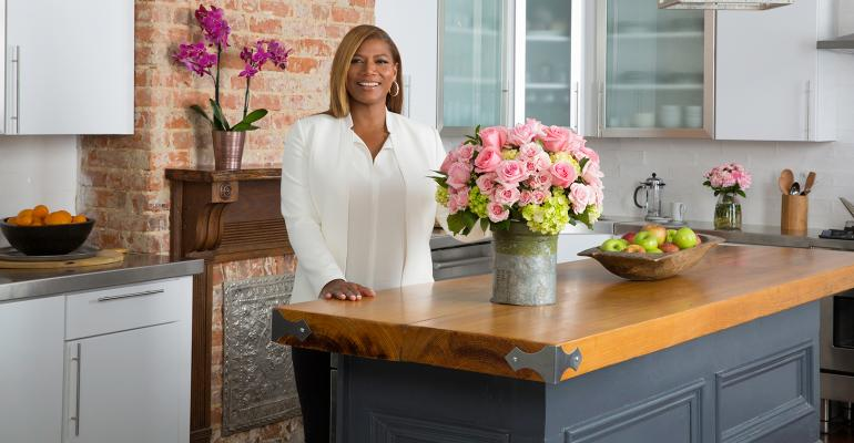 Queen Latifah39s Queen Collection of flower bouquets and orchids will be available at Ahold USA banners starting Oct 7