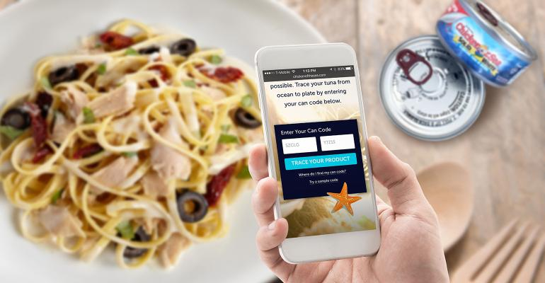 Chicken of the Sea introduces digital traceability