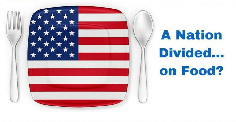 IFIC: Liberals, conservatives differ on food-related issues