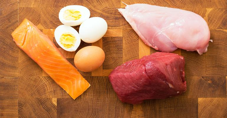 Deflation accelerates in August, led by further declines in protein