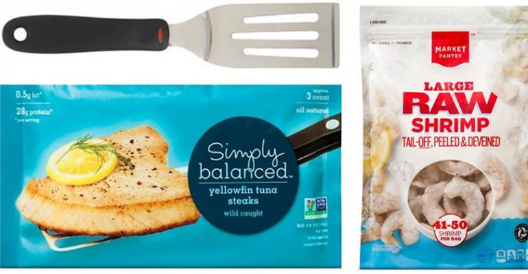 Target has worked since 2011 to provide customers with sustainable seafood products