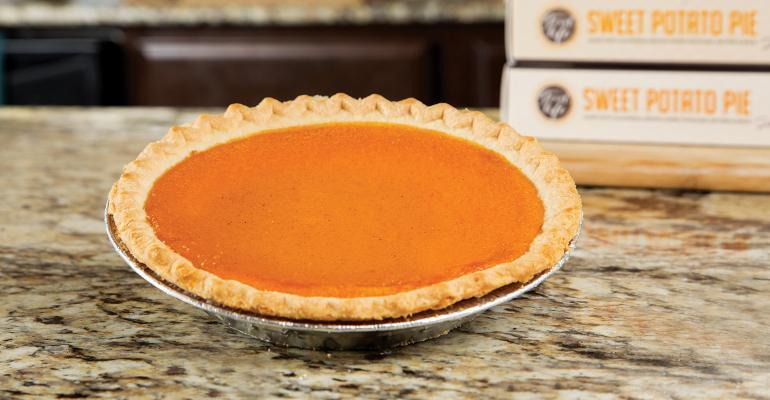 Buzz around Walmartrsquos Patti Labelle Sweet potato pie have spurred sales of the flavor across retail