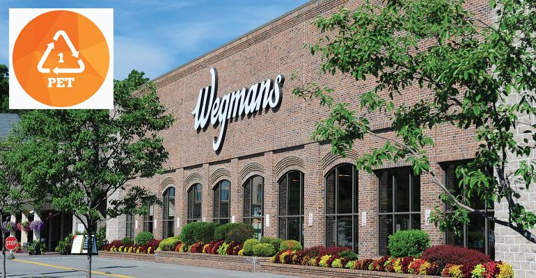 Wegmans makes sustainable packaging switch