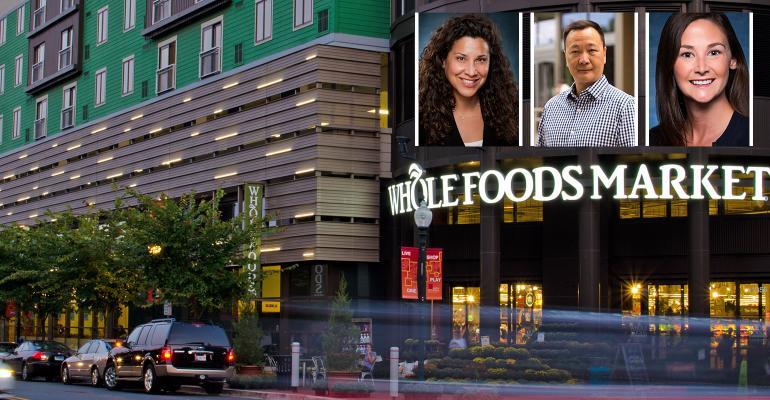 Whole Foods names 3 senior leaders
