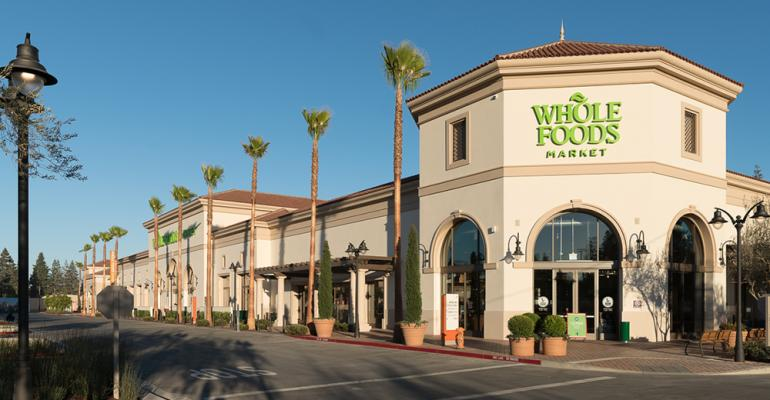 Watch: Time lapse of new Whole Foods construction