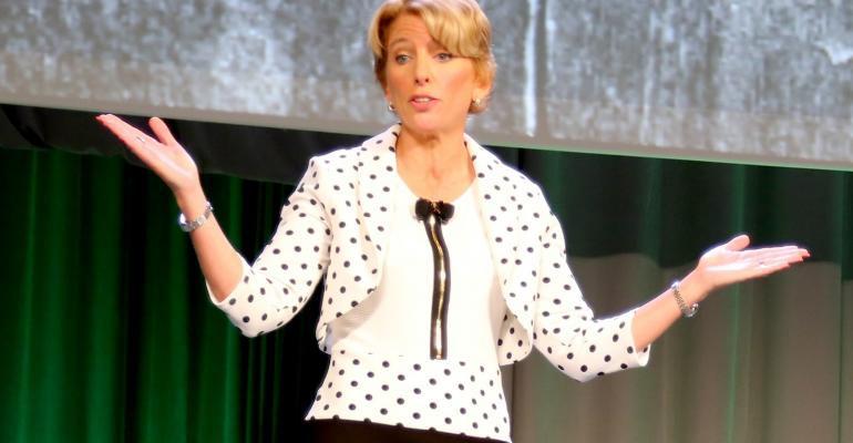 Cathy Burns PMA president