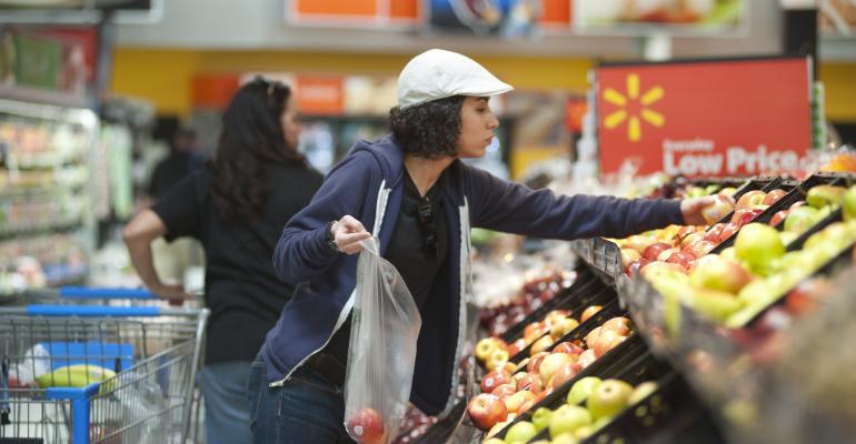 Walmart impressed by fresh results