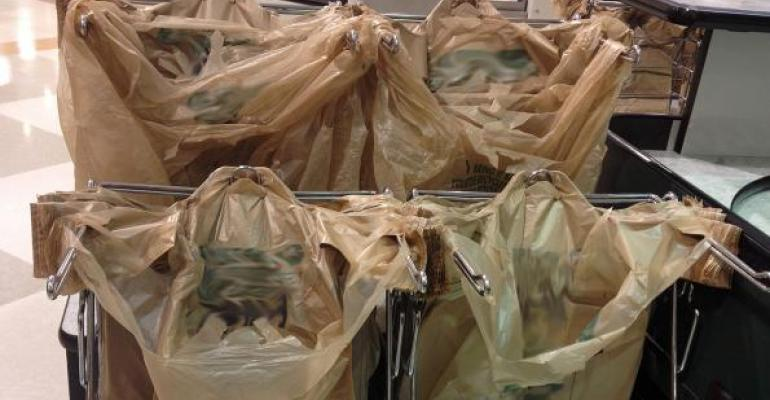 Californians voted to prohibit grocery stores from providing singleuse carryout bags