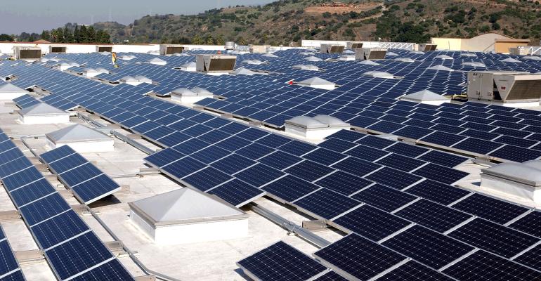 solar panels sams club walmart