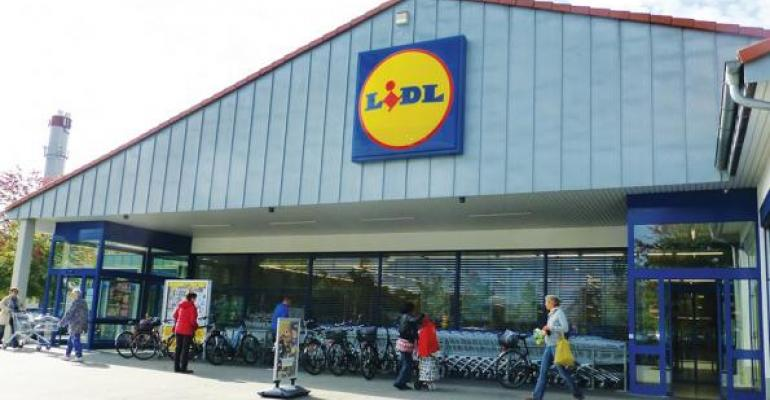 The German chain is building seven stores and has dozens of more sites approved or proposed in the Eastern US