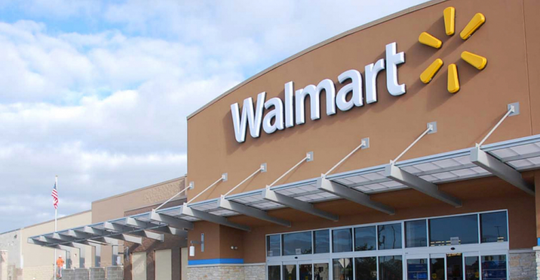 Walmart sees strong fiscal-year finish