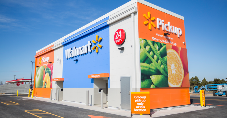 Wal Mart Debuts Automated Grocery Pickup Supermarket News