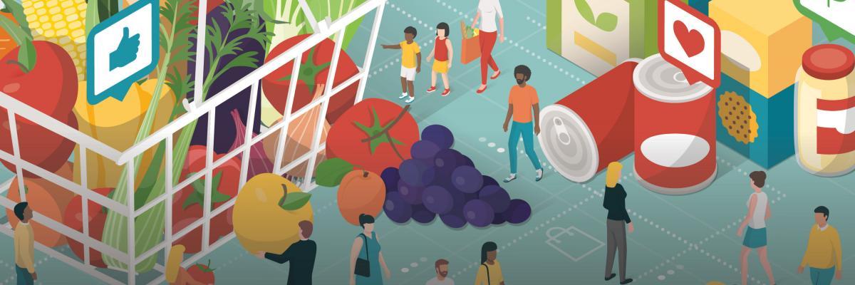 Top Grocery Trends of 2021