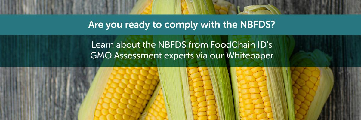 Are you ready to comply with NBFDS?