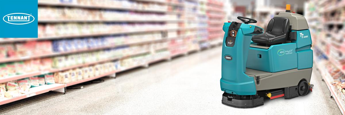 The robotics revolution in the grocery industry
