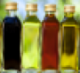 Good health mixes with oil and vinegar