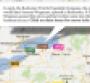 Map: Historic Sites in Wegmans' History