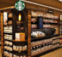 Safeway Coffee Aisles Get Starbucks Cafe Decor