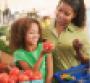 Kid friendly produce