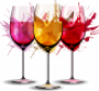 Supermarkets host wine-painting parties