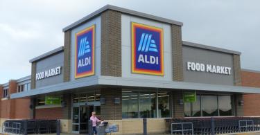 Aldi store in St. Charles, Ill.