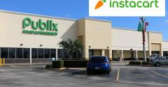 Instacart launches with Publix