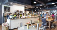 Instore seating greets shoppers who want to try Brothers39 chefdriven and storemade prepared foods