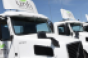 UNFI truck cabs-United Natural Foods Inc.