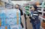 Walmart grocery associates-coronavirus supplies