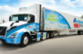 Albertsons Volvo VNR electric truck.png