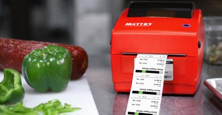 DayMark printer