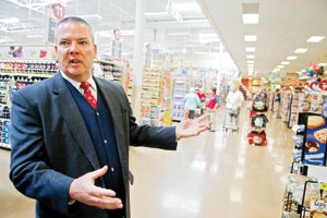 "Weis CEO David Hepfinger said the new store reflects ""who we want to be."""