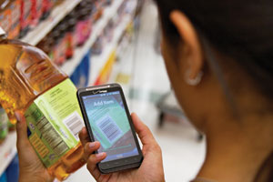Ahold USA has rolled out the Scan It! app to 110 Stop & Shop stores so far.