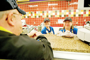 "Training programs emphasize customer engagement to create a ""selling culture"" at Weis."
