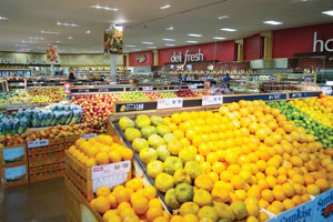 Fresh quality including higher size standards for produce differentiates  Weis from conventional competitors, officials say.