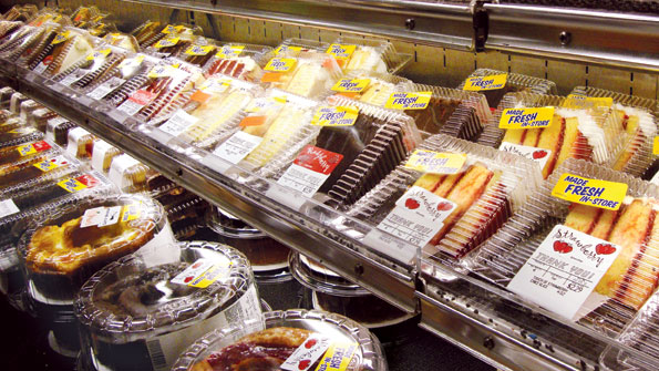 Pieces Of Cake Bakeries Selling More Singles Supermarket