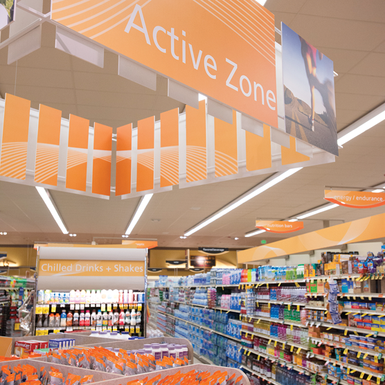 A planned health initiative will be the largest component of Safeway's growth strategy.