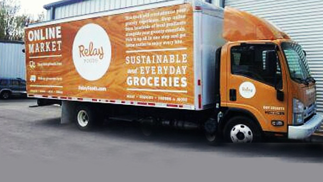 Online Grocery in Prime Position, Says Relay Foods CEO