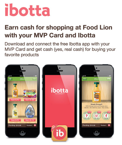 Food Lion will extend its use of Ibotta next year to its private-label products.