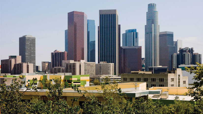 Guess which two Top 75 companies are headquartered in Los Angeles?