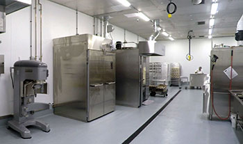 Coborn's purchased all new equipment for its gluten-free facility.