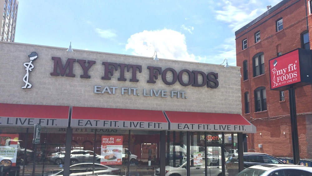 My Fit Foods focuses on healthy prepared foods