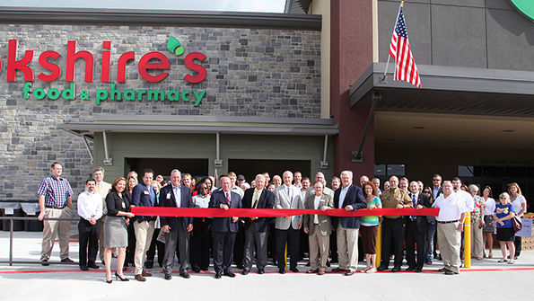 Brookshire's reopened this remodeled Chandler, Texas, store in July.