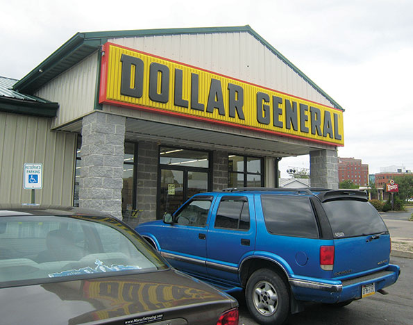 Dollar General is eliminating about 255 positions in its corporate support offices.