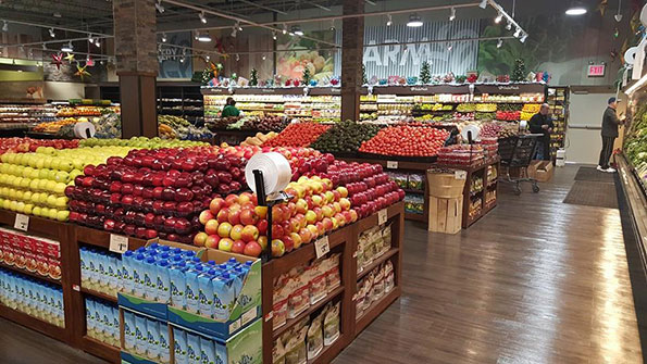 As its name suggests, Gala Fresh Farms will offer a wide range of fresh foods.