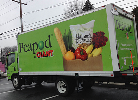 Giant Food Store Delivery In Lancaster