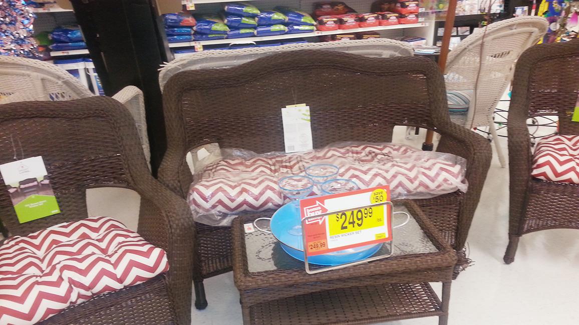 Smart Living Outdoor Furniture