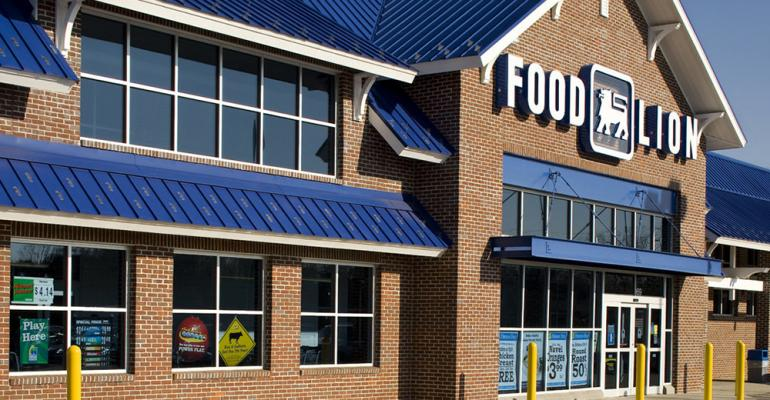 Food Lion Store Change